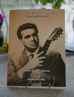 Osiris Rodriguez Castillos Canto Y Poesía Partituras