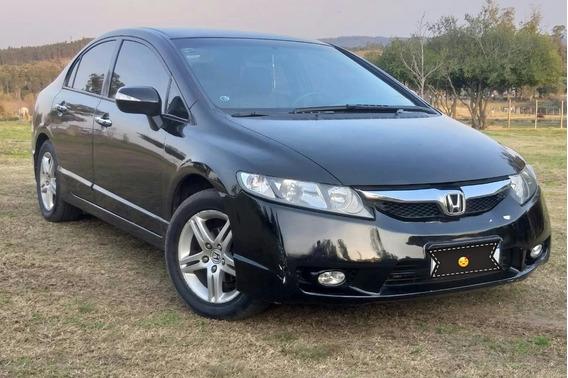 Honda Civic 1.8 Exs At 2010