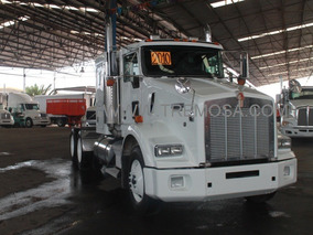 Tractocamion Kenworth T800 2010 100% Mex. #2929