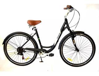 Bicicleta Kawasaki City Dama Mujer Paseo R. 28 Albion