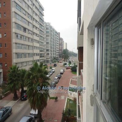 Vendo Apartamento Monoambiente Puertito Buceo Con Renta