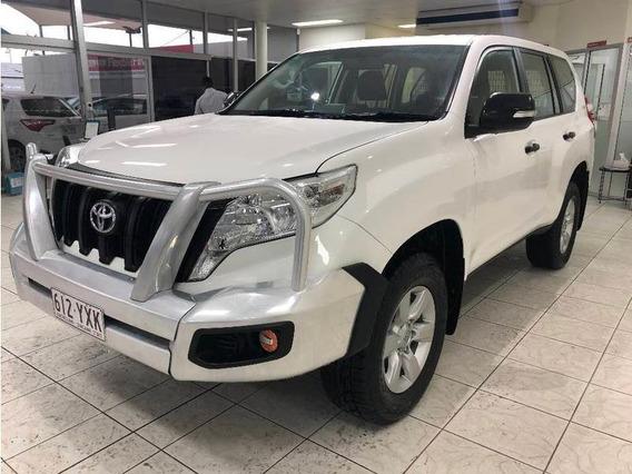2017 Toyota Landcruiser Prado En Venta