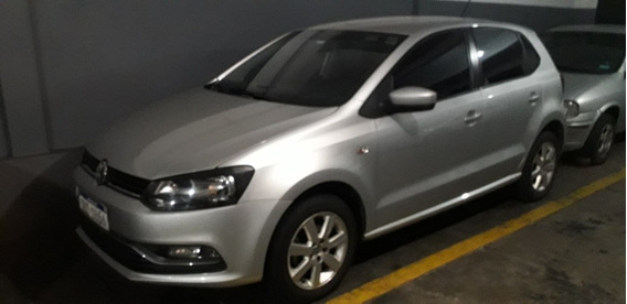 Volkswagen Polo 1.6 Higlaine