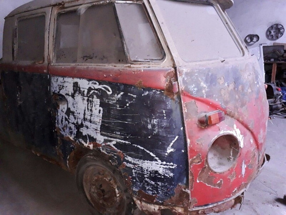 Volkswagen Kombi 2cabina, Una Furgon