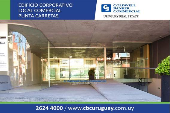 Local Comercial Punta Carretas Venta Con Renta