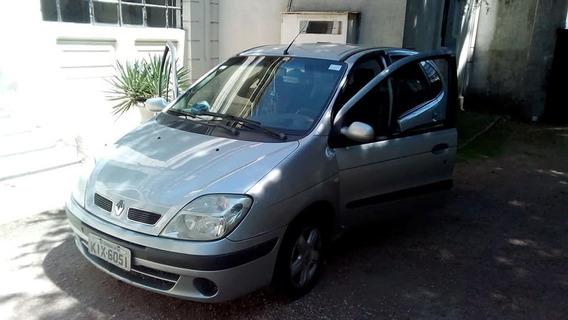 Coche Brasilero Renault Scenit Año 2006 Muy Cuidada