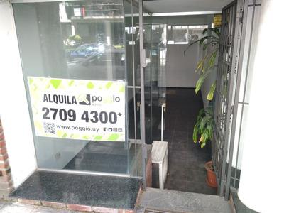 Local Comercial En Alquiler En El Corazón De Pocitos