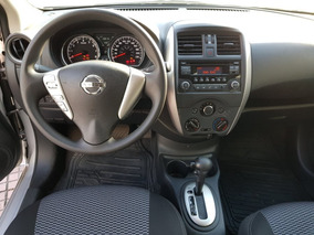 Nissan Versa Sense Automatico 2018
