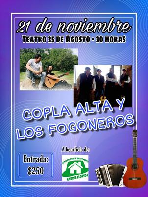 Copla Alta & Los Fogoneros