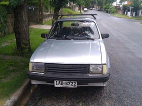 Isuzu Chevette Sl 1.8 Diesel