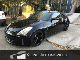Nissan 350z 3.5 Coupe 2 Asientos 6vel Touring Mt