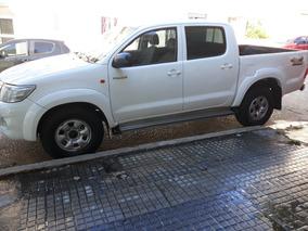 Toyota Hilux Sr 2.5 Tdiesel 4x4 2013. Impecable Estado!!