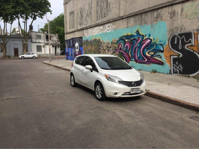 Nissan Note 1.6 Note Advance At 2015. Unico Dueño. Permuto