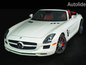 Mercedes Benz Sls Amg Cabrio 2012 Impecable!