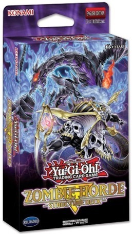 Yu Gi Oh! - Structure Deck - Zombie Horde - Ingles