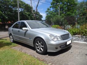 Mercedes-benz Clase C 2.0 C200 Kompressor Classic