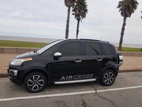 Citroën C3 Aircross Agosto 2014