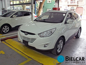 Hyundai Tucson 2.0 At 4wd Como Nueva Permuto Financio