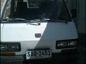Subaru Van Vans Para 6 Personas
