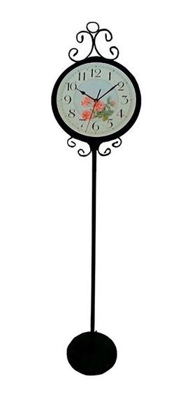 Reloj Blanco Adorno Decoracion Fiestas Hierro Antiguo Bar