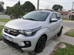 Fiat Mobi Extrafull Patente Anula Paga Mas 1800 Dol En Extra