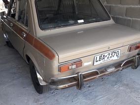Fiat Fiat 128 Sedan