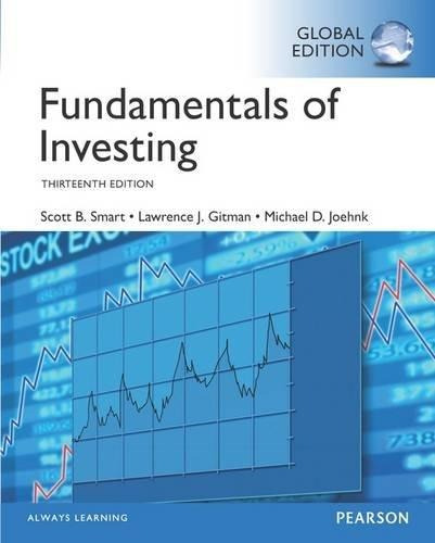 the fundamentals of investing answer key
