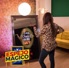 Espejo Magico Cabina De Fotos. La Novedad Del Momento!!