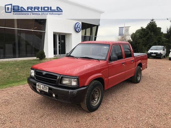 Mazda B2500 Dible Cabina 1998 Excelente Estado - Barriola
