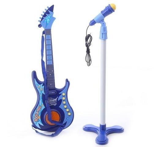 Guitarra Electrica Y Micro