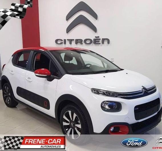 Citroën C3 Feel Pure Tech 1.2 2020 0km