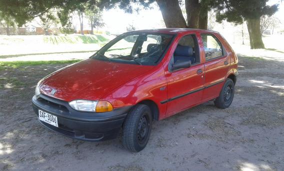 Fiat Palio Edx 98, Para Irse De Vacaciones Sin Problemas!!