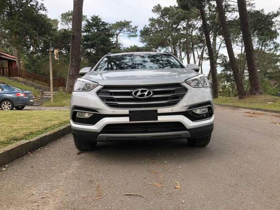 Hyundai Santa Fe 2.4 Gls Llan 19 5p At 2018