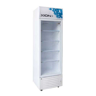 Heladeras Vitrinas Refrigeradas Botellero Xion 330 Lts Pcm
