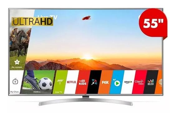 Smart Tv Lg 55uk6550 55 Ultra Hd 4k Webos 3.5 2 Usb 4 Hdmi