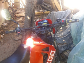 Yumbo Dakar 200 Cc 2009