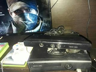 Xbox Destraba Rgh 11 Juegos 1 Control Kinect Funcionando Tod