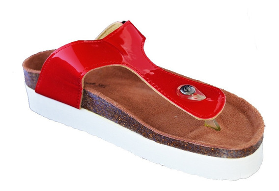 Sandalia Paddock Zapatilla Calzado Ojota De Dama Mvdsport