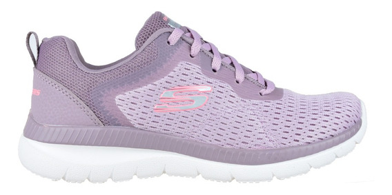 Champion Deportivo Skechers Bountiful Quick Path Lila - Toto