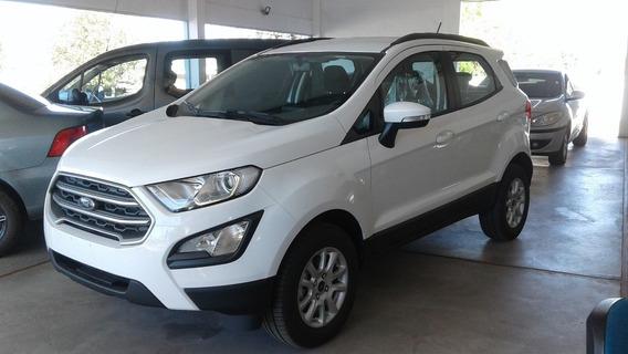 Ford Ecosport Okm 1.5 Se 123cv Mt 4x2 Entrega Inmediata!!!
