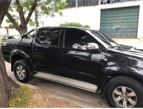 Toyota Hilux 3.0 Tdi Srv Cab Doble 4x2 (2009) 2008
