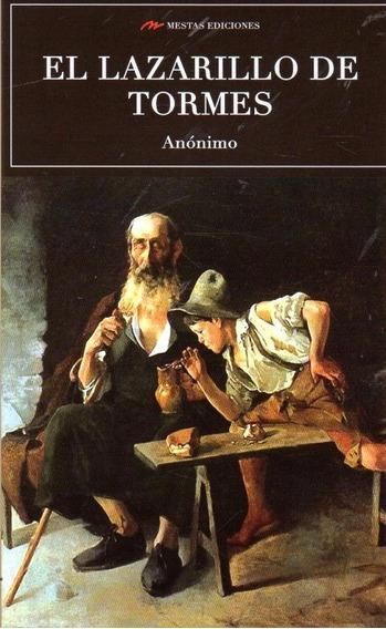 Libro: El Lazarillo De Tormes / Anónimo