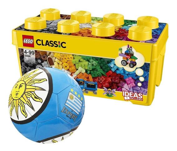 Lego Caja Ladrillos Creativos Mediana + Regalo 10696 El Rey