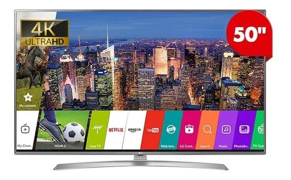Smart Tv Lg 50uk6550 50 Ultra Hd 4k Webos 3.5 2 Usb 4 Hdmi
