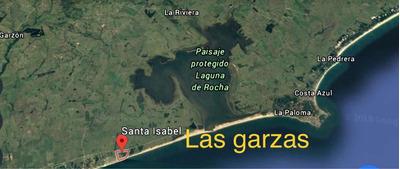 Terreno En Balneario Las Garzas