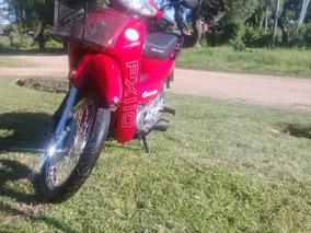 Moto Baccio Px 110. Muy Cuidada