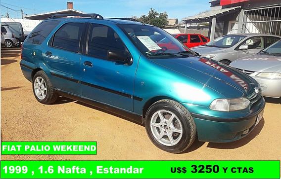 Vendo Financio Fiat Palio Weekend 99