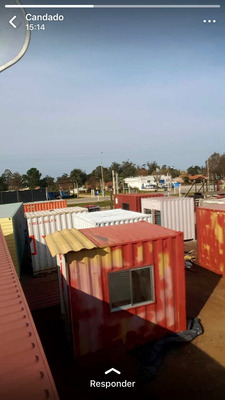 Container.contenedor,oficina, Depocito , Galpon 3 Metros