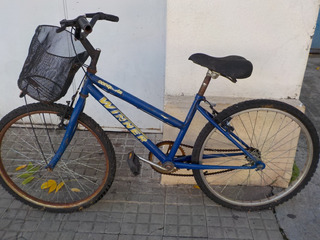 Bicicleta Winner Rod. 24