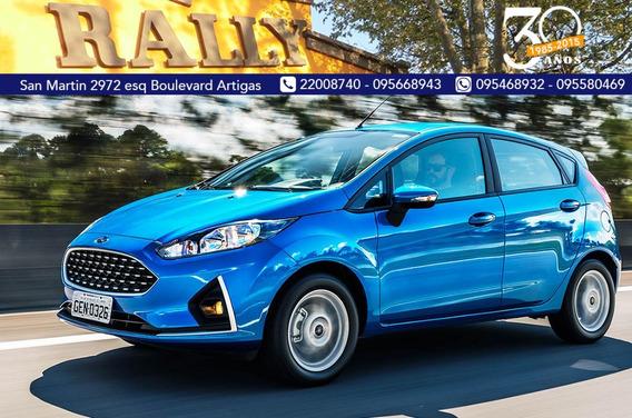 Ford Fiesta Kinetic Hatch Y Sedan 0km Financio Y Permuto